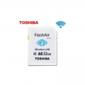 Toshiba FlashAir Wifi Card SDHC 32GB Class 10 Photo Memory card (Original Malaysia)